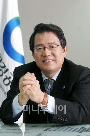 ↑박승환 한국환경공단 이사장.(사진=환경공단 제공)