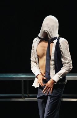 ↑연극 '못생긴 남자' ⓒ예술의전당
