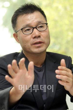 EFC(구 에스콰이어) 김락기 대표 ⓒ사진 머니투데이 이기범 기자