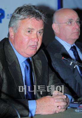 히딩크 감독ⓒ오센 제공