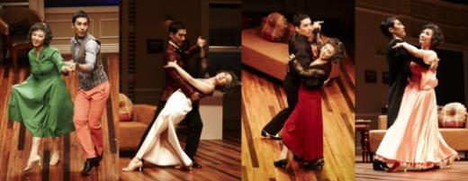 ↑고두심이 데뷔 40주년을 맞아 택한 연극작품 '댄스레슨'에서 스윙, 탱고, 비엔나 왈츠, 폭스트롯, 차차차, 컨템포러리 댄스에 이르기까지 모두 6가지의 춤을 선보인다. ⓒCJ E&M