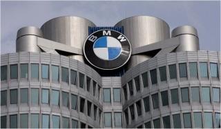BMW 독일 뮌헨 본사. /사진=블룸버그