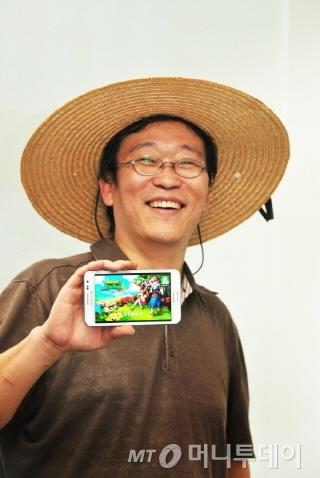 박동우 네오게임즈 대표/사진제공=네오게임즈