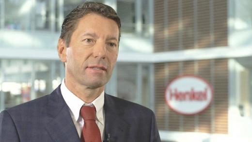 캐스퍼 로스테드 헨켈 CEO(최고경영자). /사진=헨켈 웹사이트