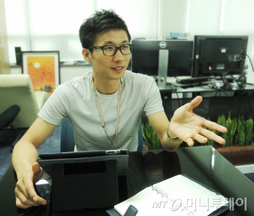 블루페퍼 문성빈 대표/사진제공=블루페퍼