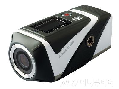 듀란의 액션캠 '아쿠아캠' /사진제공=듀란
