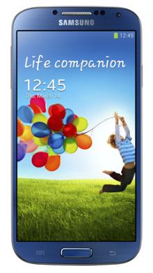 갤럭시S4 LTE-A / 사진제공=삼성전자