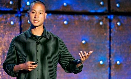 자포스(Zappos) 창업자이자 CEO 토니 셰이. /사진출처:블룸버그