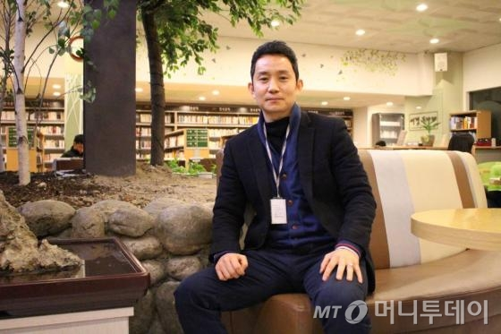최진영 서울지방경찰청 마약수사대 경사/사진=황보람