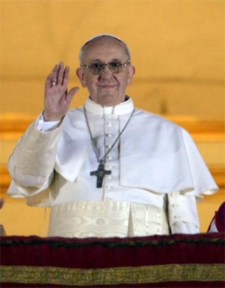 프란치스코 교황 /사진출처=바티칸교황청 웹사이트