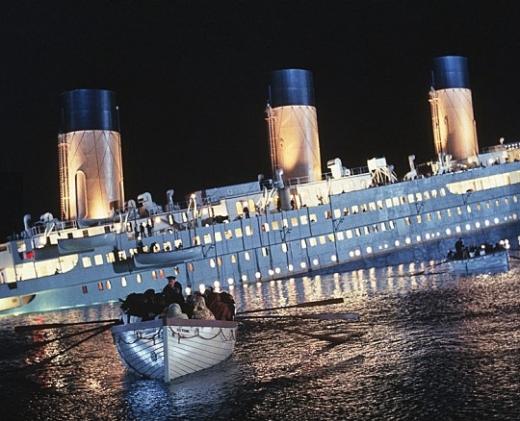 타이타닉의 한장면/사진=20세기 폭스