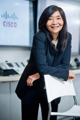 사브리나 린 시스코(Cisco) 아태지역 커머셜 및 마케팅 부문 부사장