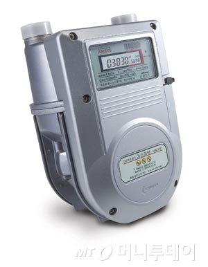 옴니 시스템의 스마트 가스 계량기