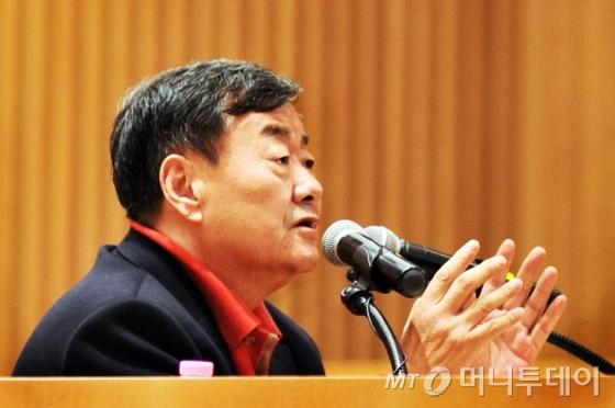 김준기 동부그룹 회장/사진=머니투데이 자료사진