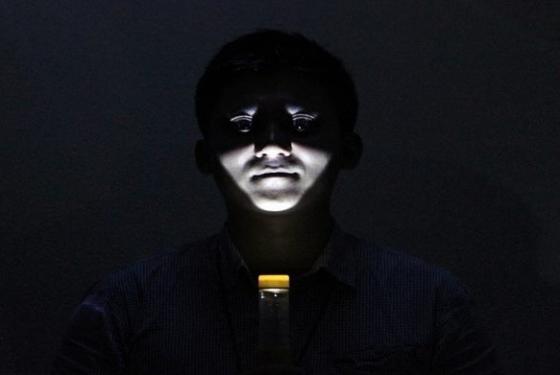 서울지방경찰청 홍보담당관실에서 뉴미디어를 담당하는 박대웅 경사(35)/ 사진=서울경찰 페이스북