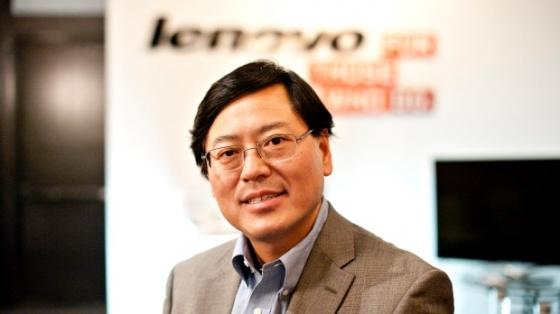양위안칭 레노버 CEO(최고경영자). /사진=블룸버그