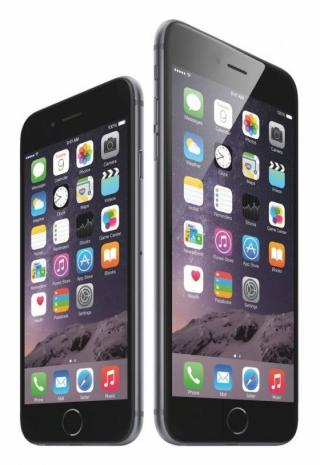 아이폰6&아이폰6+ / 사진제공=애플