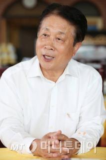 장군유 중식당 연경 대표. /사진=이기범 기자