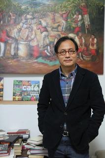 테라로사 김용덕 대표/사진제공=테라로사