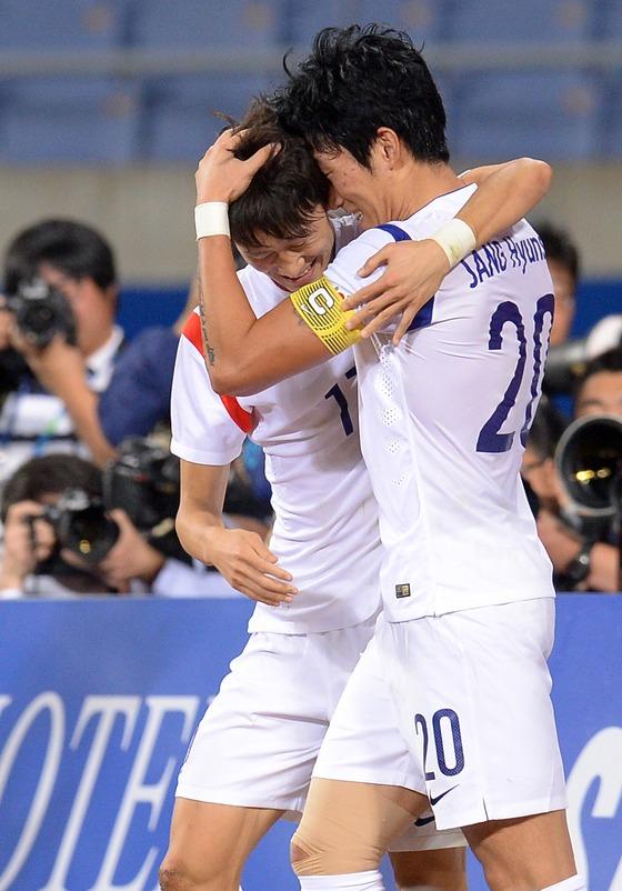 [인천AG] 男축구, 태국에 2...