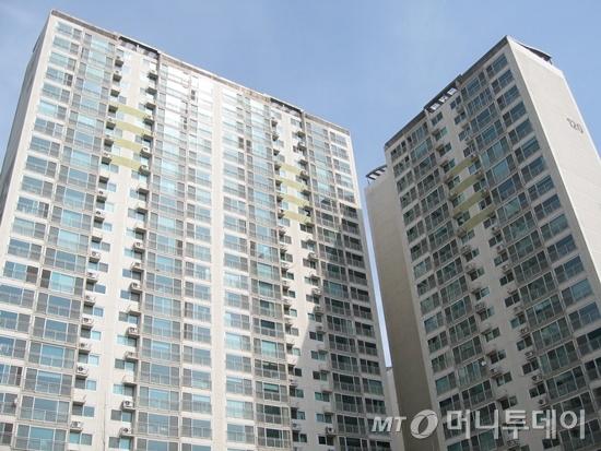 서울 시내의 한 아파트 전경. 기사의 특정 사실과는 관련없음./사진=머니투데이 DB