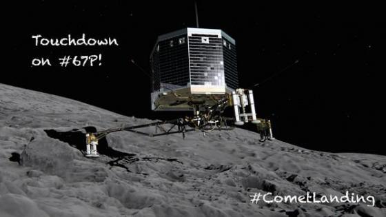혜성 탐사로봇 필레, 뜻밖의 암초 만났다