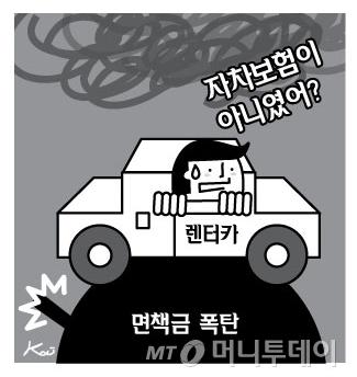 """""""비수기 제주도 렌트카 단돈 100원""""..알고보니 호갱님?"""