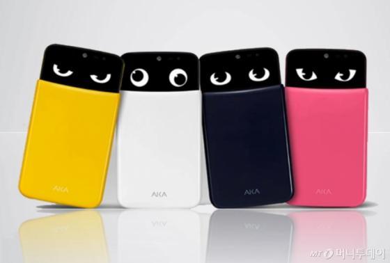 """""""눈 돌아가네"""" …LG 보급형 스마트폰 'AKA'"""