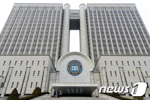 서울 서초구 서초동 서울고법 청사. /뉴스1© News1 정회성 기자