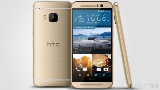 HTC One(원) M9
