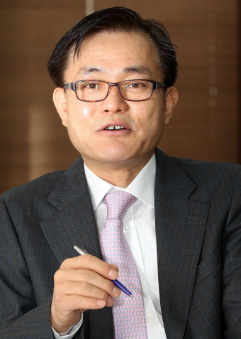 박용석 디엠에스 대표 / 사진=홍봉진 기자