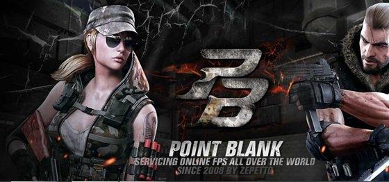 엔씨트루가 태국 온라인 게임시장에 유통했던 FPS '포인트 블랭크'. /사진=포인트 블랭크 홈페이지.