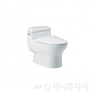 치마형 양변기/사진제공=이누스
