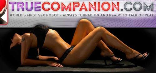 섹스봇 제작 회사 홈페이지 <br>