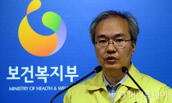 권준욱 보건복지부 공공보건정책관/사진=뉴스1