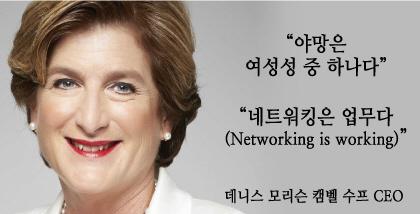 美 포춘 500대 기업 여성 CEO가 들은 조언