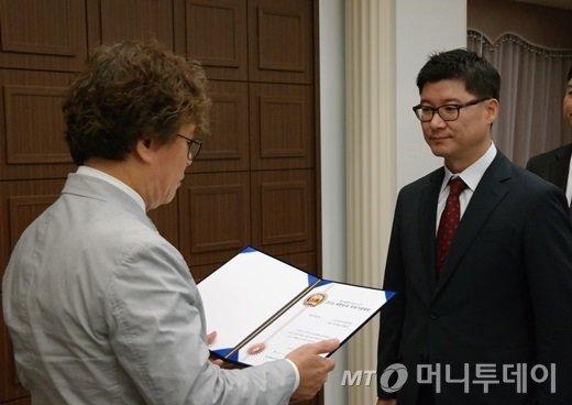 송화, 도아드림, 데이타솔루션, 비젼아이씨 '리딩기업대상'