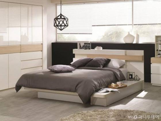 현대리바트, '격'이 다른 신혼 침실 디자인 - 머니투데이 뉴스