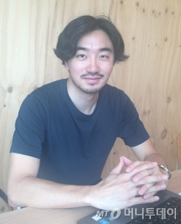성원중 웹드라마박스 이사/사진=방윤영 기자
