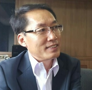 박영환 그린플러스 대표 / 사진=강경래 기자