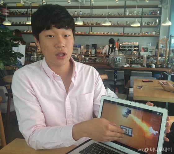 이상곤 언리얼파크 대표/사진=방윤영 기자