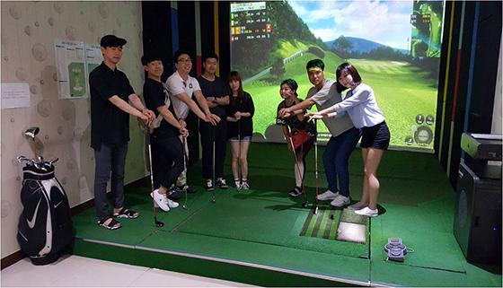 다양한 스포츠 및 체험활동을 통해 진정으로 소통하는 팀워크 증진 프로그램 통프로젝트./사진제공=데상트코리아