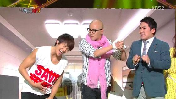 2013년 4월부터 2014년 7월까지 방송된 KBS '개그콘서트' 시청률의 제왕 편.
