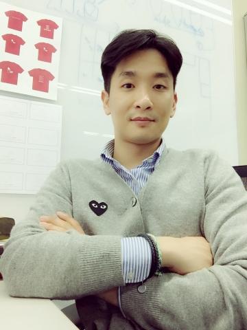 박기범 유아더디자이너 대표/사진=유아더디자이너 제공