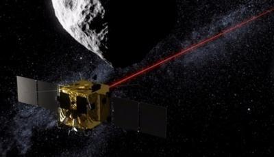 레이저 통신의 단점은 방해 물질이 있을 경우 두절되는 경우가 많다는 점이다/사진=NASA<br>