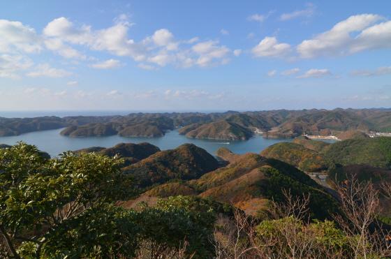 쓰시마 에보시타케 바다 전망/사진제공=미래고속 코비