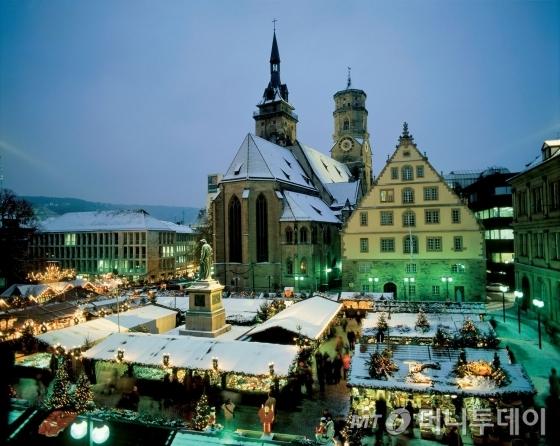 독일의 크리스마스 시장/사진제공=독일관광청