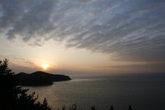 태안 당봉 전망대에서 본 바다/사진제공=한국관광공사