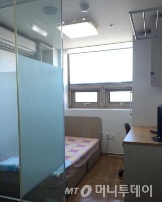 서울시 종로구 대학로에 위치한 코쿤하우스의 내부 모습 /사진=배규민