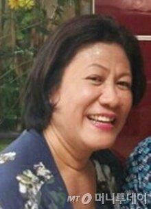 그레이스 다드릴 박 재한필리핀인협회장(52·필리핀)